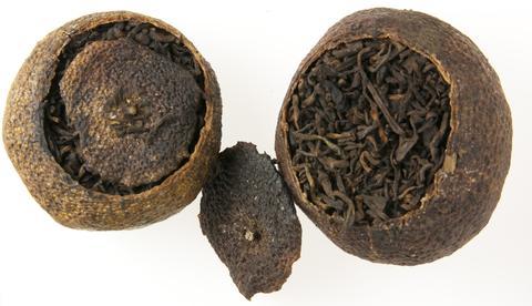 Xantou Mandarin Black Pu-Erh